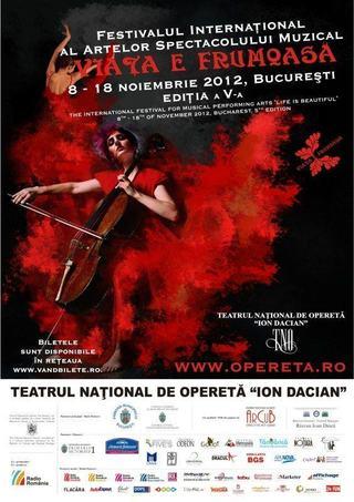 Festivalul International al Artelor Spectacolului Muzical Viata e Frumoasa