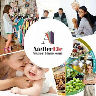 Ultimele locuri disponibile pana la debutul seriei de workshop-uri AtelierEle