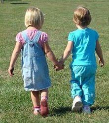 Sociabilitatea la copiii mici