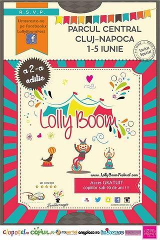 Lolly Boom Fest, editia 2016