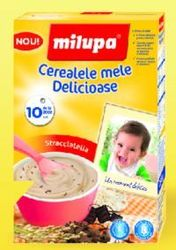 Nutritie echilibrata si gust delicios cu cereale pentru bebelusi