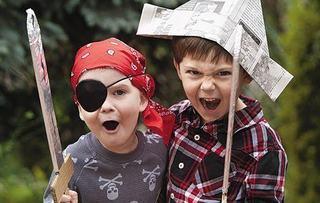 Jocurile de rol si identificarea cu alte personaje la copii