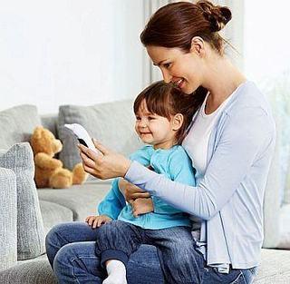 Cum alegi termometrul potrivit pentru copilul tau