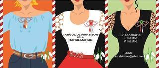 Targul de martisor de la Hanul Manuc, 28 februarie 2014 – 2 martie 2014
