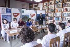 MOL Romania si Fundatia pentru Parteneriat doneaza echipamente medicale catre Spitalul din Miercurea Ciuc