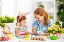 7 crafturi de Pasti pentru copii, din lucruri reciclate