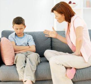 Ce faci cand copilul minte?