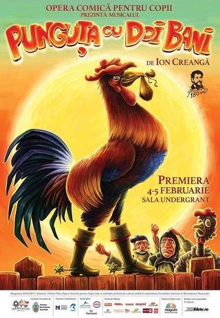 Trei premiere in februarie la Opera Comica pentru Copii  si alte 13 pana la finalul stagiunii
