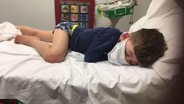 "Un baietel de 5 ani, perfect sanatos, a fost lovit de coronavirus. ""Mami, o sa mor?"""