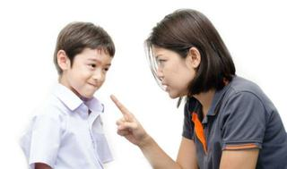 Copilul are un comportament gresit? Cum il corectezi?