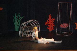 Teatrul Excelsior o gazduieste pe Mica Sirena