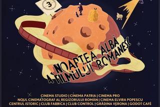 Noaptea Alba a Filmului Romanesc, 14 septembrie 2012