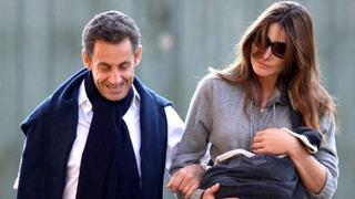 """Cum arata fiica """"fara chip"""" pe care Nicolas Sarkozy o are cu Carla Bruni"""