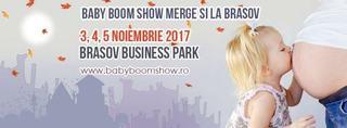 Baby Boom Show vine la Brasov cu noutati si oferte speciale!