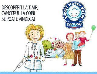Diagnosticat  la timp, cancerul la copil se poate vindeca!