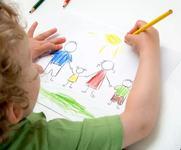 Cum interpretezi culorile din desenele copiilor