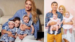 """Valentina Pelinel, despre cea de-a treia sarcina: """"Nu spun nu, cine stie"""""""
