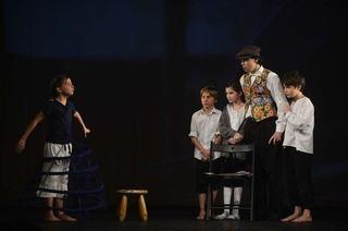 Teatrul Vienez de Copii din Bucuresti - preselectie