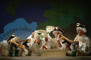 Festivalul International al Teatrului de Animatie – impresiile primei zile