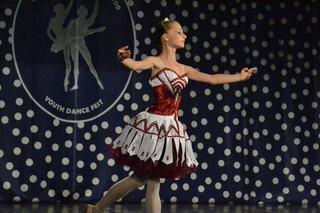 Festivalul tanarului dansator – Romania 2012