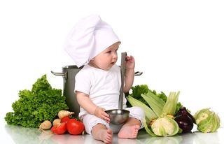 Cele mai potrivite legume pentru bebelusi