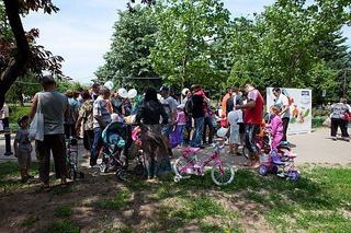 Ziua Internationala a Familiei, sarbatorita in parcuri