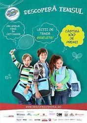 Program cluburi tenis 15 iunie 2013 - 30 iunie 2013