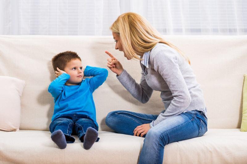 Nu copilul tau te face sa fii nervoasa sau suparata, ci tu!
