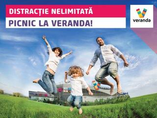 Cel mai distractiv picnic al verii, pe 24 si 25 iunie, la Veranda Mall