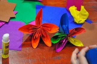 Ateliere de Origami pentru copii cu varste de la 7 la ... 77 ani