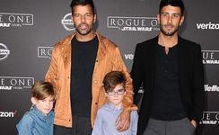 """Ricky Martin isi mai doreste copii: """"Mai am cativa embrioni care ma asteapta"""""""