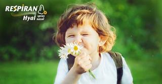 Cand rinita alergica ii impiedica pe cei mici sa simta miros de primavara