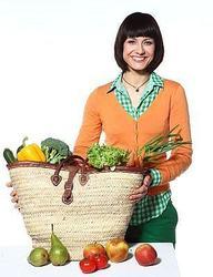 Numarul optim de portii de fructe si legume recomandate pentru consumul zilnic, cunoscut de doar 17% dintre mame