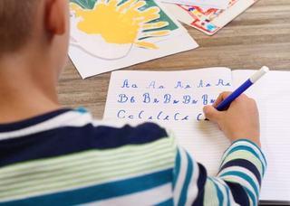 Invatarea alfabetului la prescolari