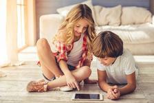 Generatia  Z+. Cat de racordati sunt copiii la tehnologia smart