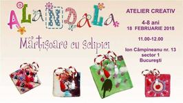 Evenimente si ateliere pentru copii in weekendul 17-18 februarie