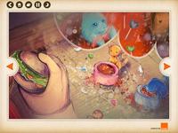 G, pisoii si cutia fermecata: poveste noua, in exclusivitate pentru utilizatorii aplicatiei Povesti
