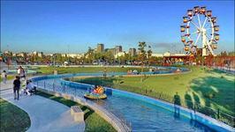 Liber la joaca pentru copii. Parcurile si Gradina Zoologica se vor deschide in weekend