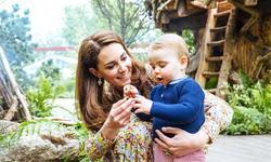 """Kate Middleton a dezvaluit care au fost primele cuvinte ale Printului Loius. Nu au fost """"mama"""" sau """"tata"""""""