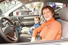 In vacanta cu copiii. Calatoria cu masina
