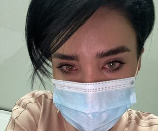 """Adelina Pestritu, confirmata pozitiv cu COVID-19: """"Imi este teama pentru mine si pentru ai mei"""""""
