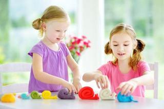 Aluat pentru joaca sau pasta modelatoare facuta in casa