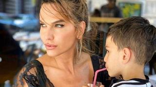 "Anna Lesko, o mama exigenta: ""Fac militarie cu el"""