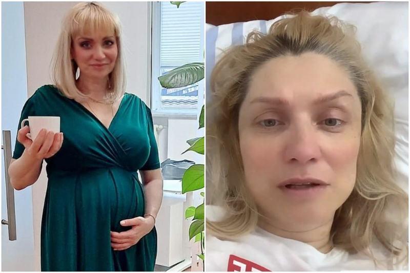 Cristina Cioran a explicat de ce a nascut prematur. Cauza socanta care i-a provocat travaliul