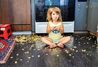 E demonstrat stiintific: al doilea copil este mai nazdravan decat primul