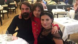 "Fiica Ioanei Ginghina si a lui Alexandru Papadopol, geloasa pe relatia tatalui sau: ""E concurenta mare"""