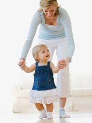 Cum inveti copilul sa mearga?