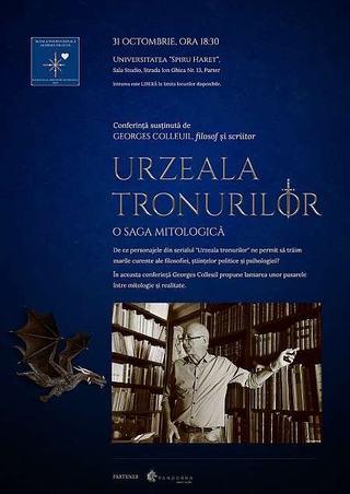 Urzeala Tronurilor - O saga mitologica