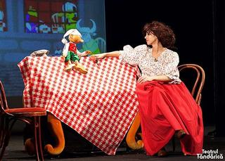 Program spectacole, Teatrul Tandarica, iunie 2016