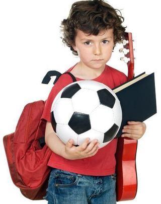 Cand este cazul sa lasi copilul sa renunte la un curs sau activitate
